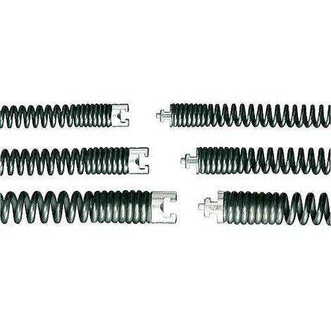 Tete Couteau Simple 16 Mm Furet Plomberie Outil Rechange Spirale Canalisation