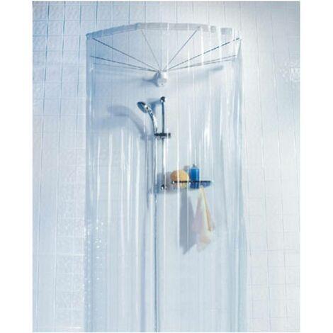 """main image of """"Spirella parete doccia ombrellone 8 bracci - Wit"""""""