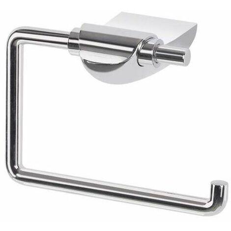 """Spirella WC Rollenhalter """"Darwin"""" Edelstahl Toilettenpapierhalter Klopapierhalter zum kleben oder bohren"""