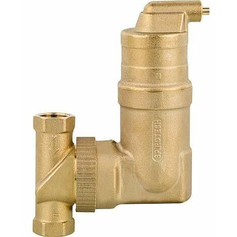 SpiroVent Dégazeur RV2 28 mm bague de serrage