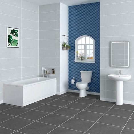 Splash Bathroom Suite with 1600mm Bath