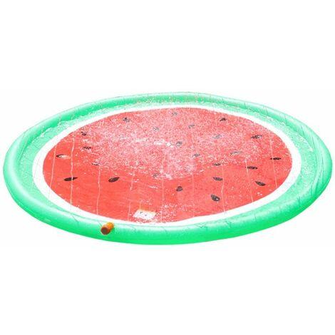 Splash Pad pour les tout-petits, Pad gonflable de gicleurs pour les enfants, piscine à pataugeoire Slip Slide, jouets d'extérieur p