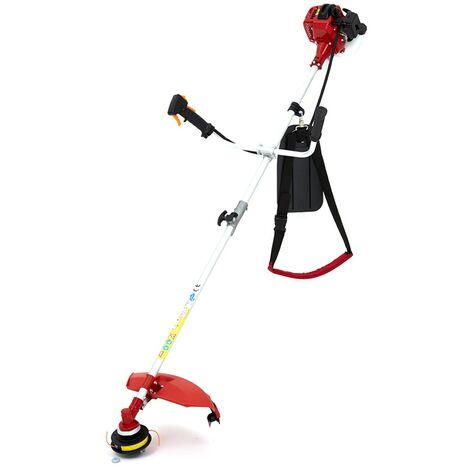 Split Shaft Pro Petrol Power Grass Trimmer Brush Cutter