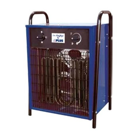 SPLUS - Aérotherme électrique 11,0/22,0 kW Tri 400V 27°C max. - ELP 22.1