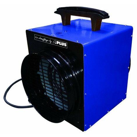 SPLUS - Aérotherme électrique 3,3 kW Mono 230V 22°C max. - ELP 4