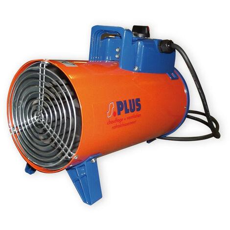 SPLUS - Canon à air chaud 1,5 / 3 kW Mono 230V 44,5°C - CACE 3
