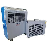 SPLUS - Climatiseur mobile industriel 6,8 kW débit 1020 m³/h avec split mobile - CM 65 T SPLIT