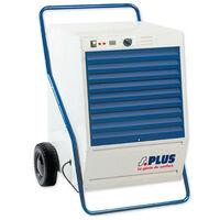SPLUS - Déshumidificateur professionnel mobile 250 m3/h 550 W - DM 22-2
