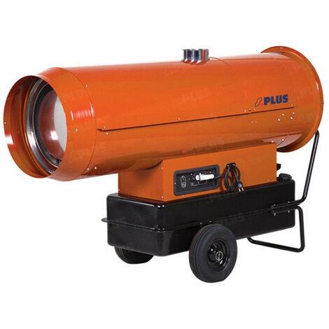 Splus - Générateur d'air chaud fioul auto à cheminée 150 mm 110 kW - GF110.1AC