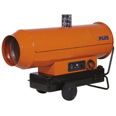 Splus - Générateur d'air chaud fioul auto à cheminée 150 mm 90,6 kW - GF90.1AC