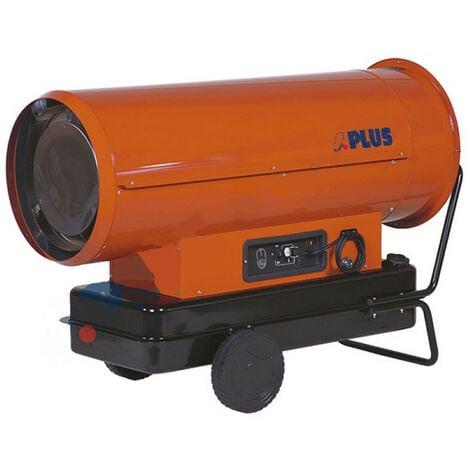 Splus - Générateur d'air chaud fioul automatique à combustion directe 111 kW - GF110.1A