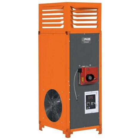 Splus - Générateur d'air chaud Fioul vertical 70,8 kW 6000 m3/h - C70 F3