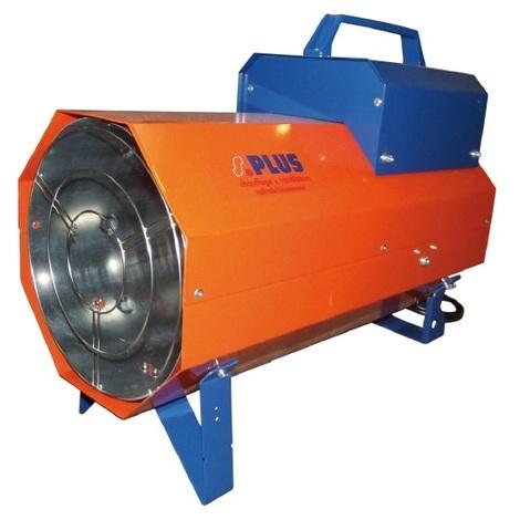 SPLUS - Générateur mobile gaz automatique 15 à 30kW 1100 m3/h - ECO 30 A2