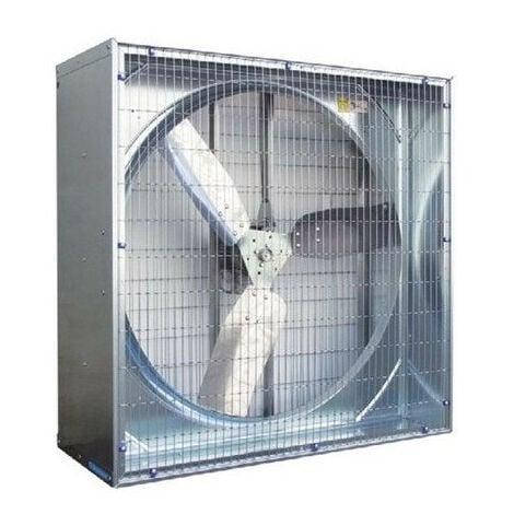 SPLUS - Ventilateur hélicoïde carrossé 1697 W tri 400 V 30149 m3/h - VTC 30000 T