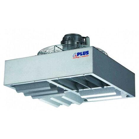 SPLUS - Ventilateur hélicoïde carrossé 180 W mono 230 V 8000 m3/h - VES 800