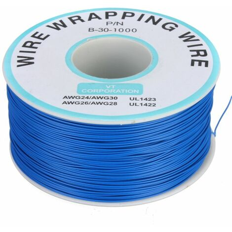 Spool 300m of wire for dog electric fence anti-escape animals long