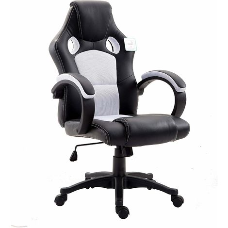 Sport Racing Style Office Swivel Chair