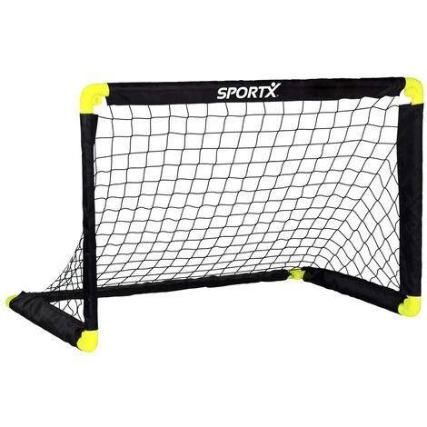 SportX Foldable Soccer Goal 90x59x61 cm