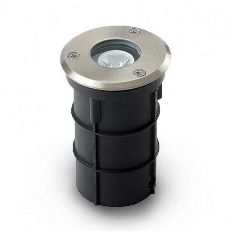 Spot 230V encastrable extérieur LED COB 3W