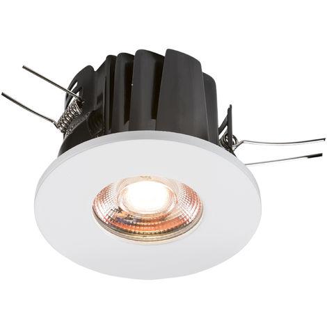 Promotion LOT 50 LED Ø 3 mm BLANC 50 résistances choix tension 12 V ou 16