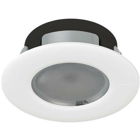 Spot à LED variable Modul'up 7W IP44 à enficher sur boite Modul'up efficacité énergétique A+ blanc (088530)