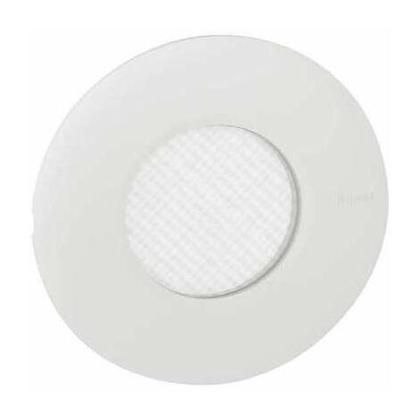 Spot à LED variable Modul'Up - A enficher sur la boîte Modul'Up - 6 W - Blanc - Legrand