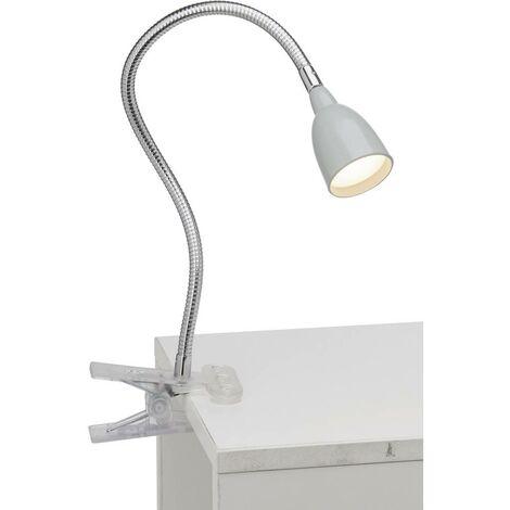 Spot à pince Brilliant Antony G92936/11 LED intégrée