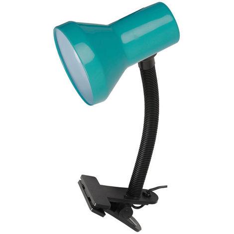 Spot à pince design Corep Best Bleu Métal 511787