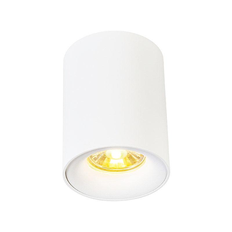 Spot Qazqa DesignModerne Plafond Luminaire De Ronda Blanc YgIbf7m6yv