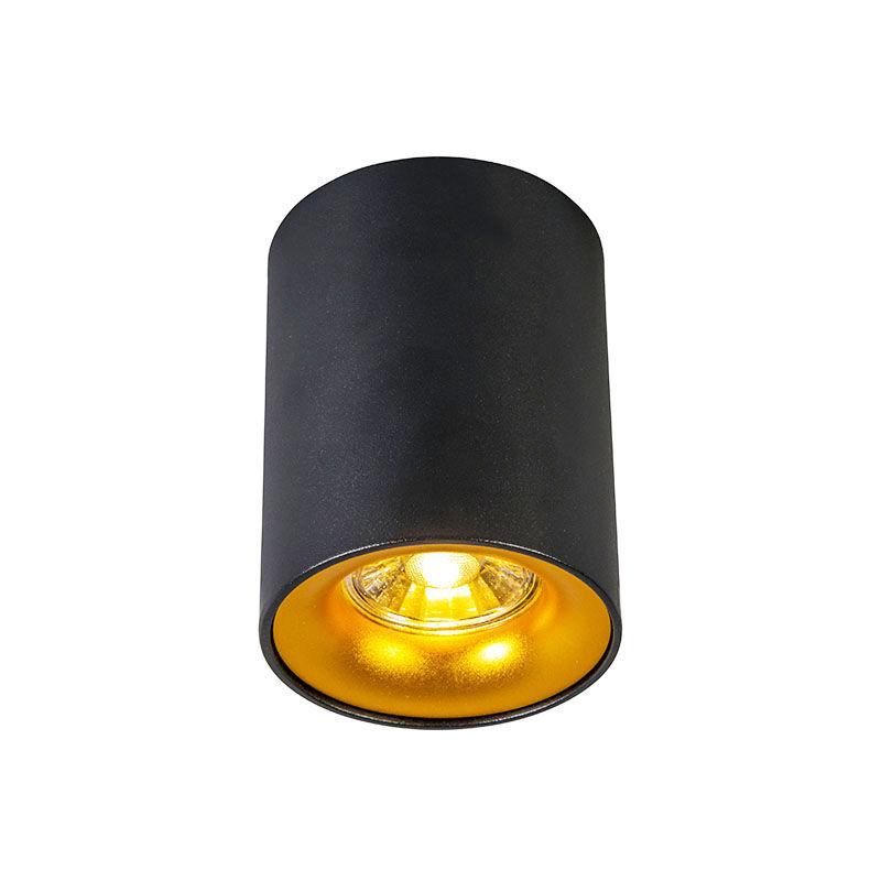 Luminaires Eclairage Qazqa Design Moderne Plafonnier Spot
