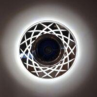 Spot double éclairage GU10 & LED - Noctis