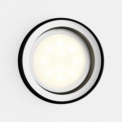 Spot encastrable 5.5 W 1x GU10 Philips Lighting Milliskin 5042131P7 blanc 1 pc(s)