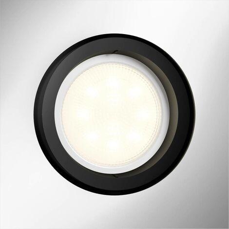 Spot encastrable 5.5 W 1x GU10 Philips Lighting Milliskin 5042148P7 aluminium 1 pc(s)