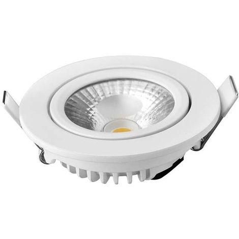 Spot Encastrable 8W LED équivalent 70W