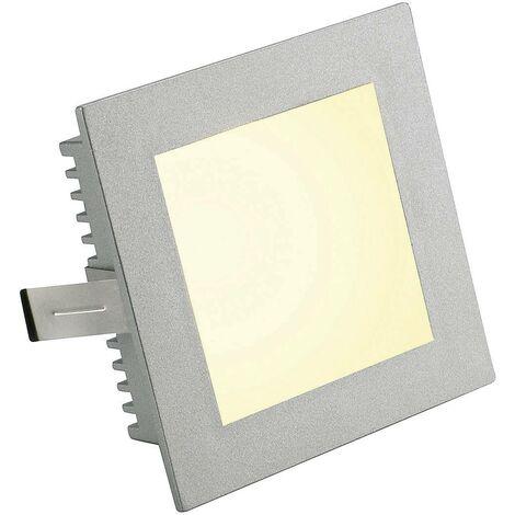 Spot encastrable Ampoule halogène G4 SLV 112732 N/A 20 W gris-argent W66953