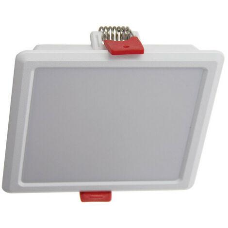 Spot encastrable carré - 400 lumens - super slim | Xanlite