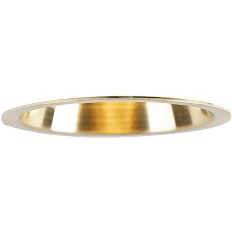 Spot encastrable Design or - Dept Qazqa Design Luminaire interieur Rond