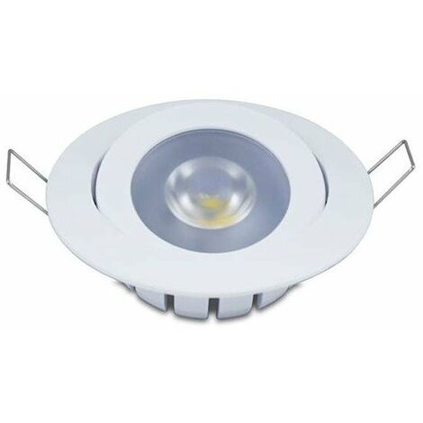 Spot encastrable Dimmable 10W LED CREE équivalent 80W - Blanc Naturel 4100K