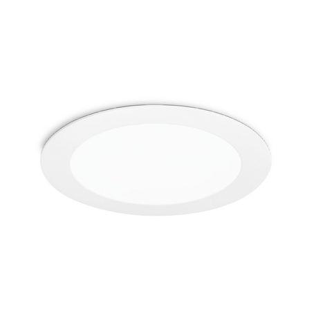 Spot encastrable en aluminium gea led gfa842 spot led faux plafond blanc mat 18w 3000 ° k 4000 ° k 1440lm ip20