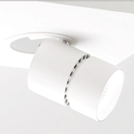 Spot encastrable en aluminium gea led gfa935 spot led encastrable au plafond faux plafond réglable 45w 3375lm ip20