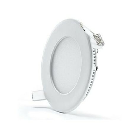 Spot Encastrable Extra-plat - D120mm - 6W - SMD Epistar