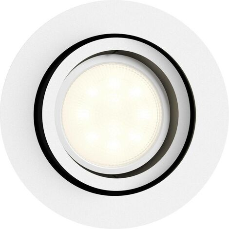 Spot encastrable Hue Philips Lighting Milliskin 5041131P7 GU10 5.5 W 1 pc(s)