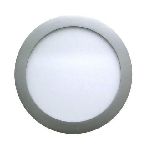 spot encastrable led downlight panel extra plat 18w blanc. Black Bedroom Furniture Sets. Home Design Ideas