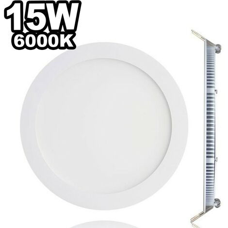 Spot Encastrable LED Downlight Panel Extra-Plat