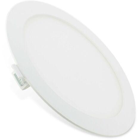 Spot Encastrable LED Panel Extra-Plat 18W | Température de Couleur: Blanc neutre 4000K