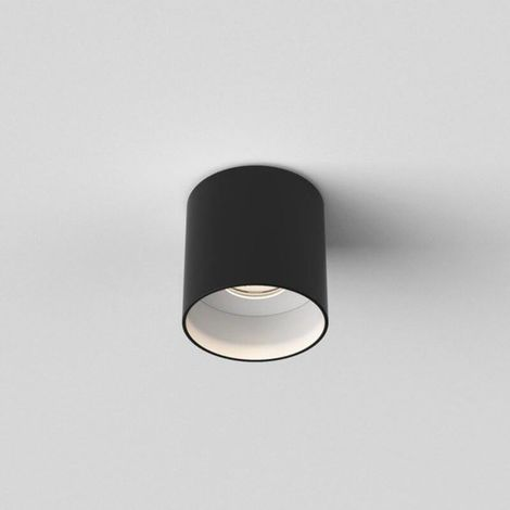 Spot encastrable Osca LED Round II - Noir - Noir