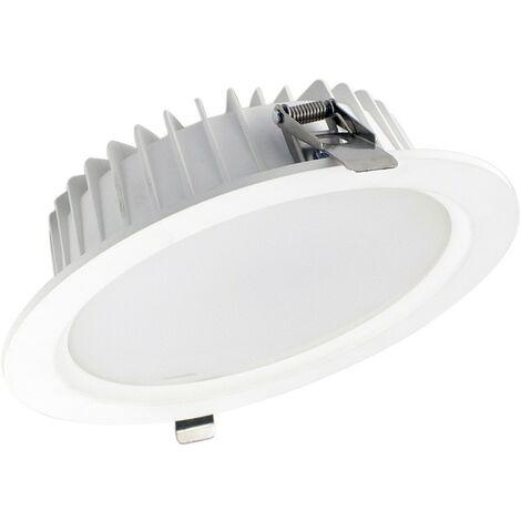 Spot encastrable Plafond BBC 15W 1500 lumens | Température de Couleur: Blanc neutre 4000K