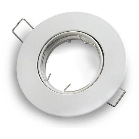 spot encastrable Rond Amovible Blanc Mat MR16 LED LINE - 242915