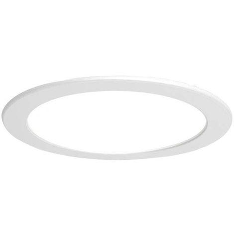Spot encastrable rond Ultra Fin 18W 1400LM Blanc Neutre 4000K 110°XANLITE - KSDOP1400RCW