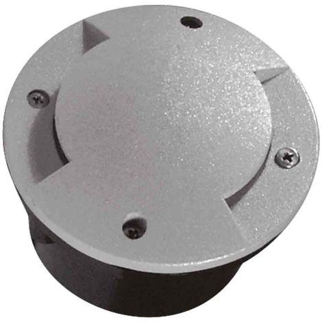 Spot encastrable Spécial Beton ROGER 1W LED integrés IP66 Blanc Froid extérieur KANLUX - 7281
